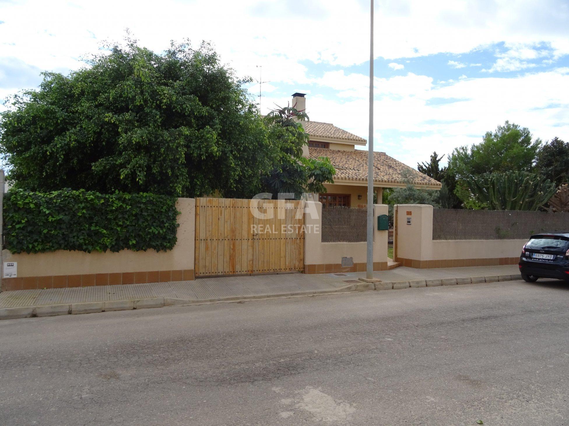 Chalet en San Javier (Murcia)
