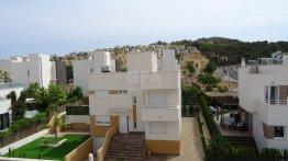 Chalet en Cartagena (Murcia) vista aérea