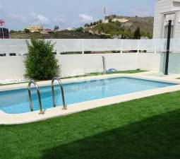 Chalet en Cartagena (Murcia) piscina