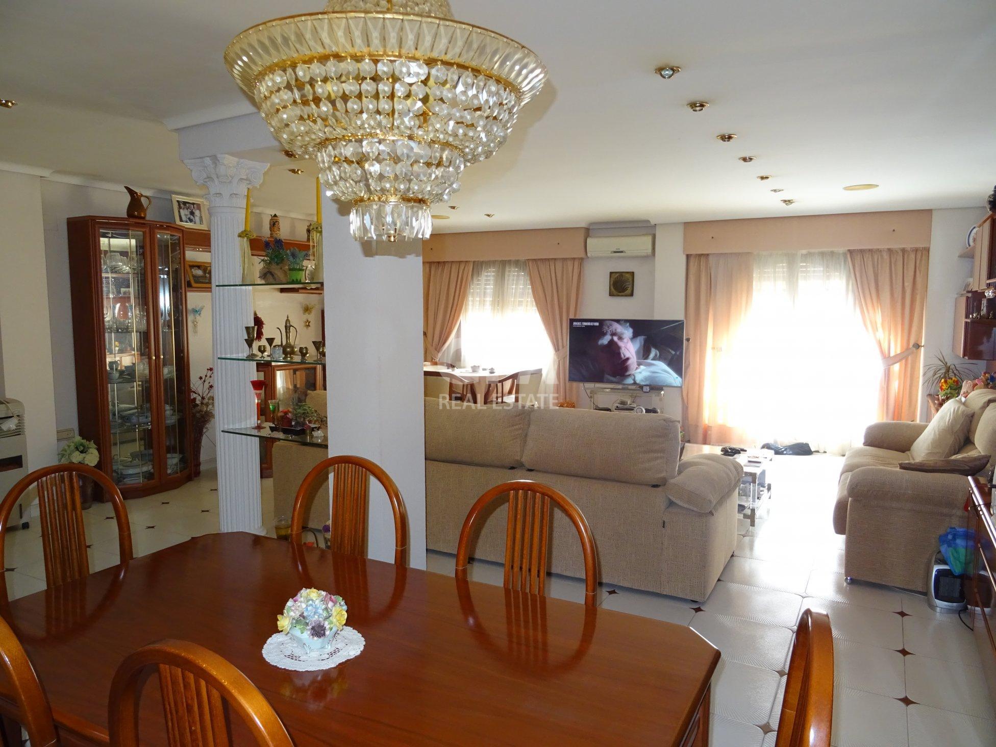 Salón comedor2  - Piso en venta en Castellón