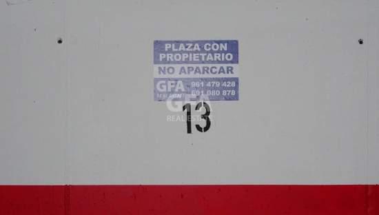 Garaje en San Javier (Murcia)