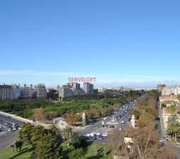 Ático en venta en Valencia