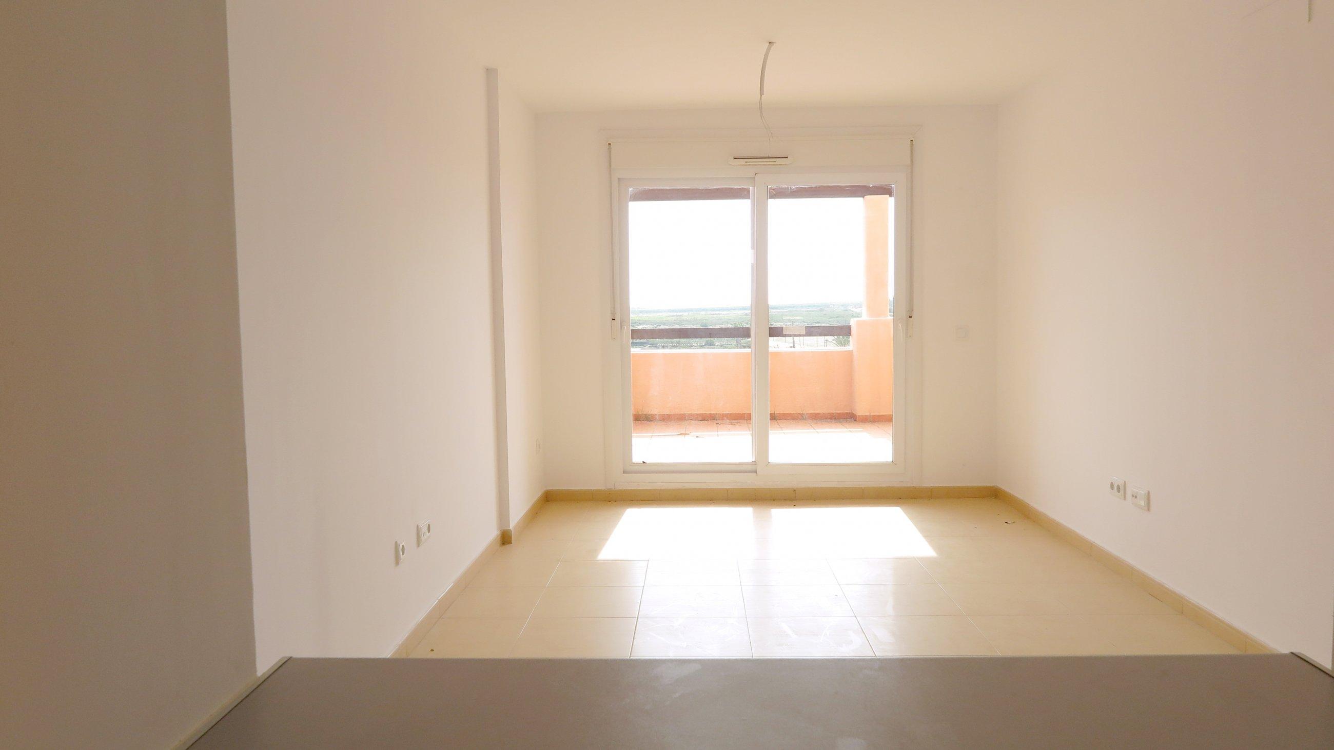 Vistas Salón apartamento Condado de Alhama