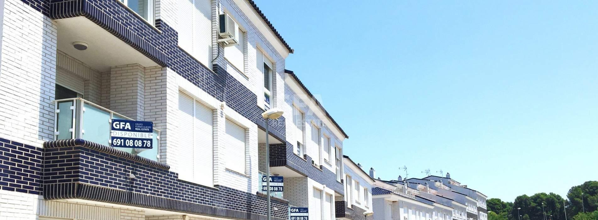Viviendas garajes y trasteros a estrenar en Soneja, Castellón - Residencial Rio Palancia II
