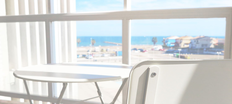 vivienda primera linea playa el puig