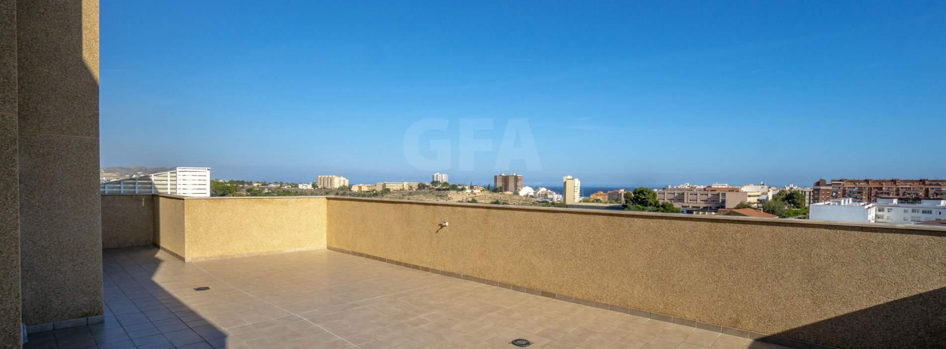 Pisos nuevos, garajes y trasteros en venta en Campello, Alicante