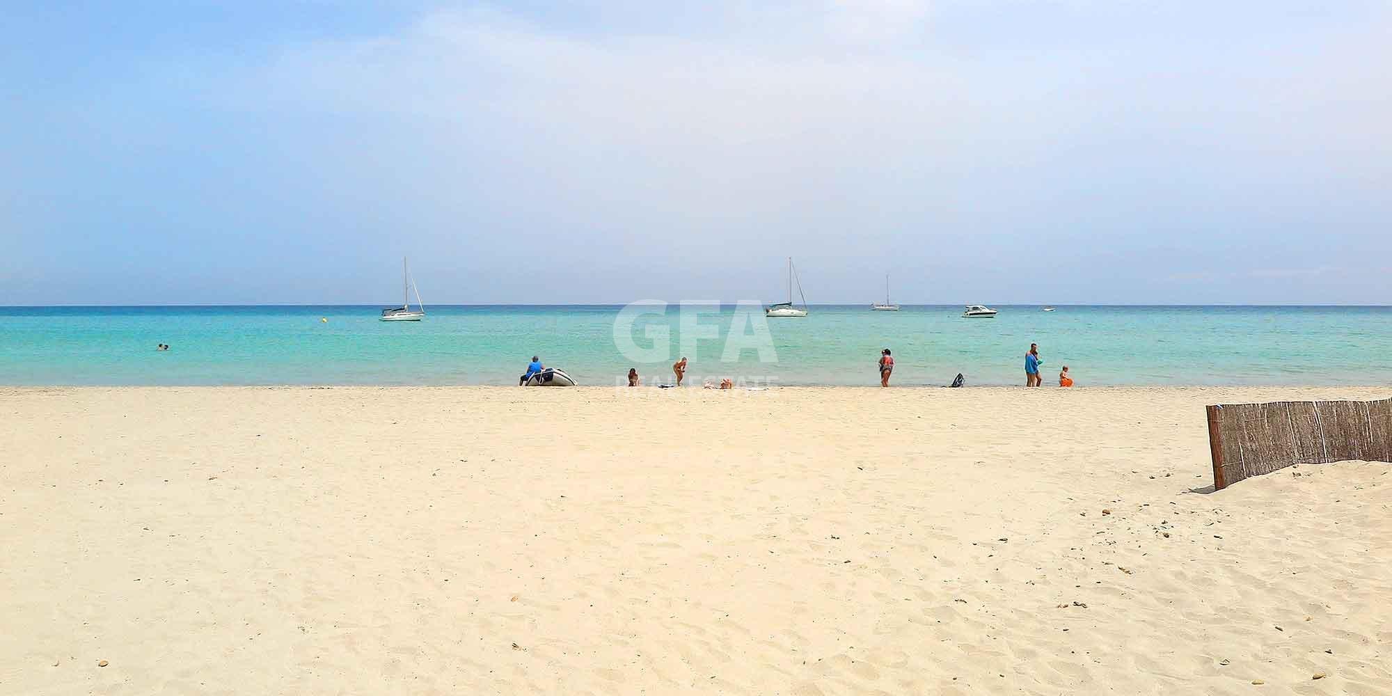 Residencial obra nueva Mar Menor Golf Resort playa