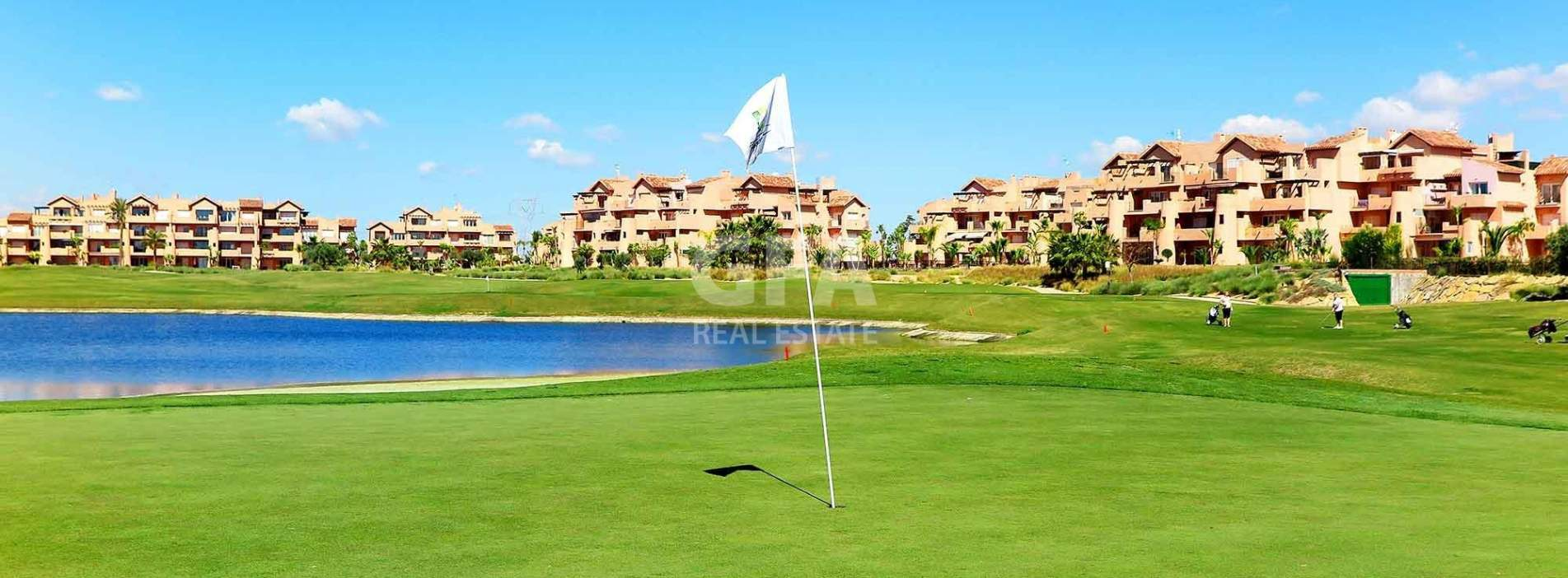Viviendas en Mar Menor Golf Resort