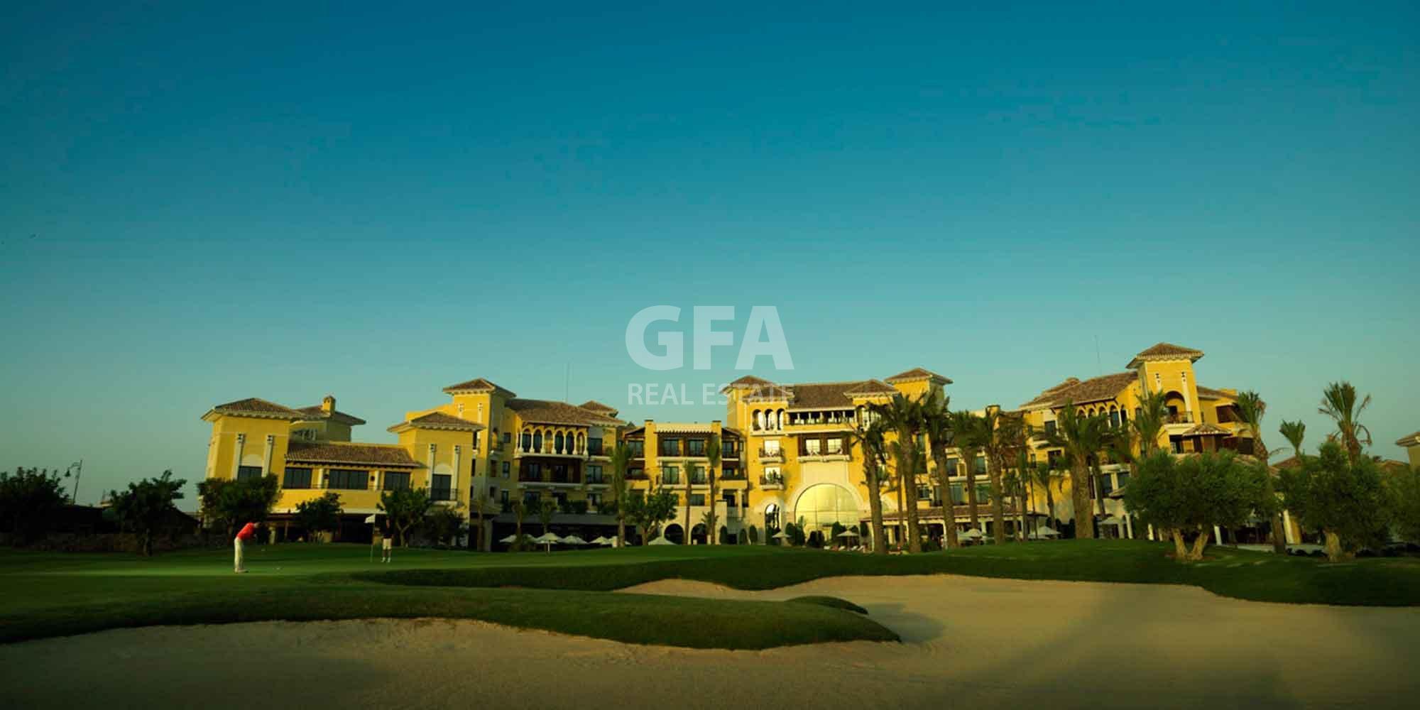 Residencial obra nueva Mar Menor Golf Resort exterior