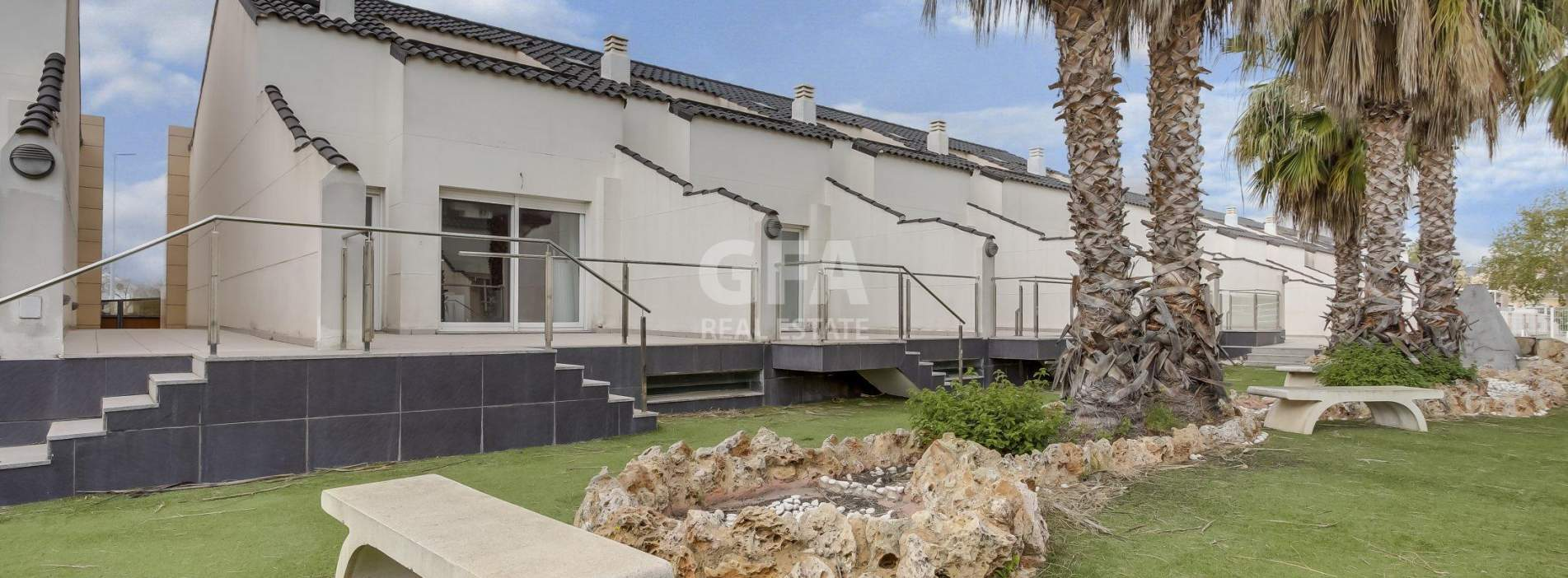 Adosados en venta en Gandía - Residencial El Palmeral
