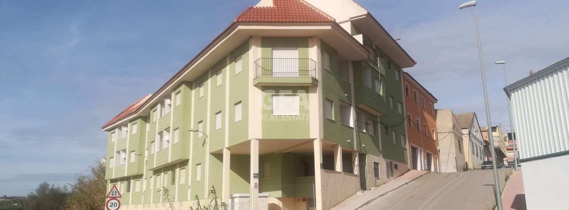 Promoción de pisos en venta en Archena