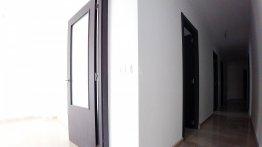 Viviendas de obra nueva en Sueca calle Jaime I pasillo
