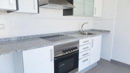 Residencial Veles Blanques de obra nueva en Moncófar cocina